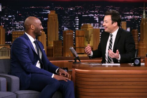 Jimmy Fallon recalls going on a beer run with Kobe Bryant on the night they met