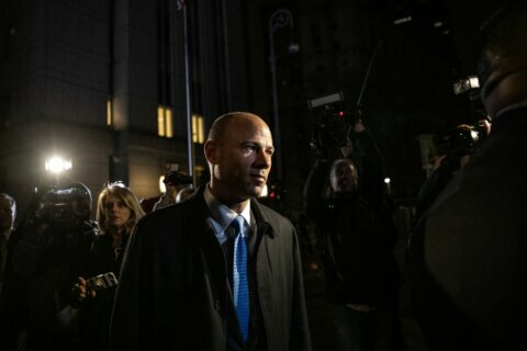 Michael Avenatti might be in El Chapo's former jail cell — and it's freezing