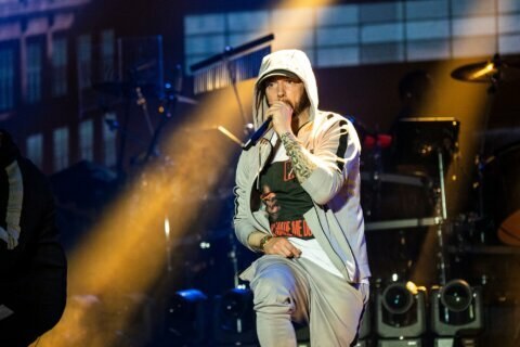 Eminem's surprise album 'Music to Be Murdered By' debuts at No. 1