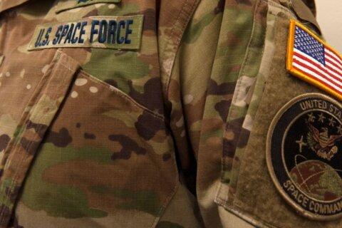US Space Force reveals its utility uniform