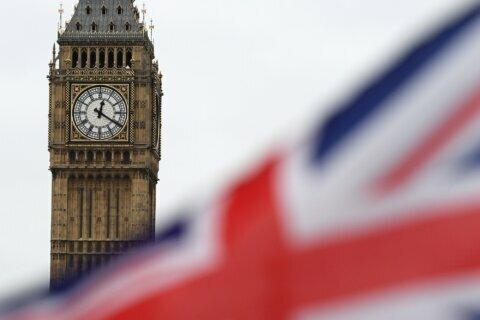Next stop, Brexit: Britain's EU divorce bill becomes law
