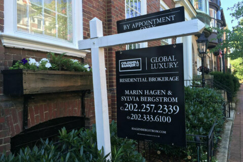 Arlington home sales tumble 24%, DC prices hit all-time high