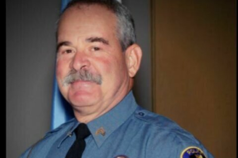 Fairfax City police officer dies on duty following medical emergency