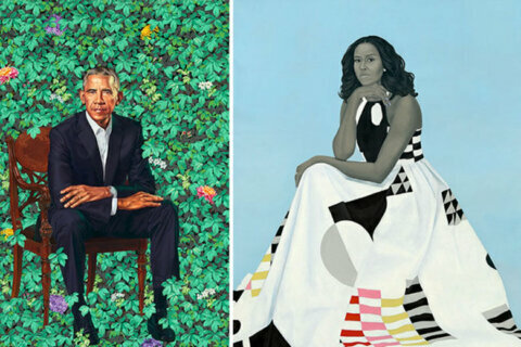 Obama paintings at National Portrait Gallery set to embark on 5-city tour