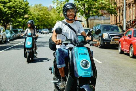 DC mopeds can stay; Montgomery Co. expands e-scooter pilot