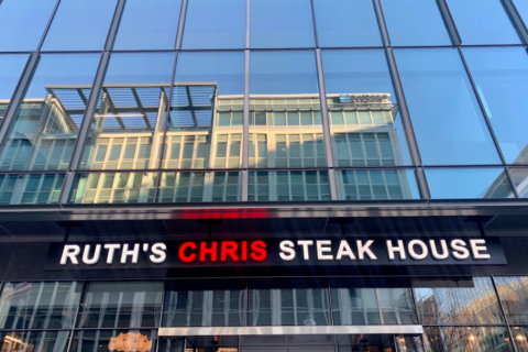 New flagship DC Ruth's Chris Steak House opens Monday