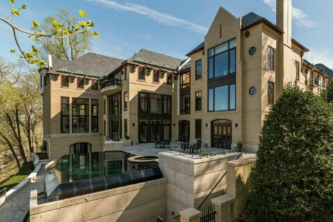 Kimsey estate in McLean sells for $45M — a new record for the region