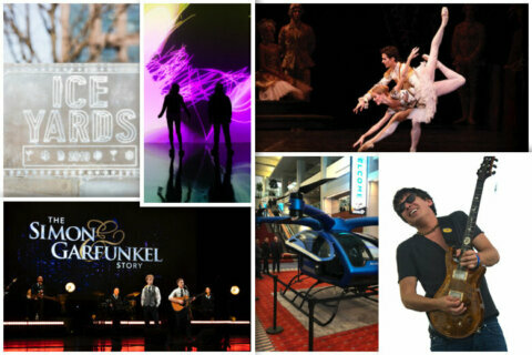 Things to do around DC this weekend: Jan. 31-Feb. 2