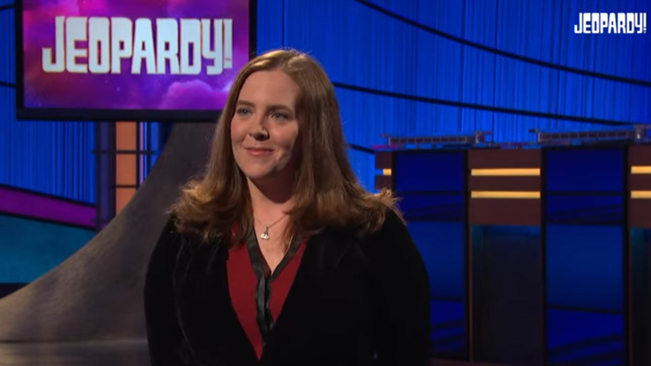 Woodbridge Woman Going For 7th Win On Jeopardy Wtop