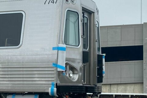 Inspection finds axle issues on Metro 7000-Series trains