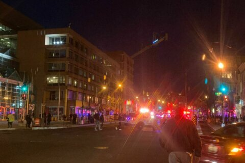 2 wounded in shooting near DC's U Street corridor