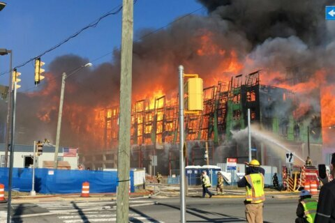 Massive Fairfax Co. fire caused $48M in damage; sparked by improperly discarded smoking materials