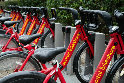 Capital Bikeshare closes 20 DC stations near the White House