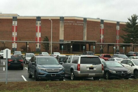 'Outlet challenge' leads to ignition, student arrest at Stonewall Jackson High School