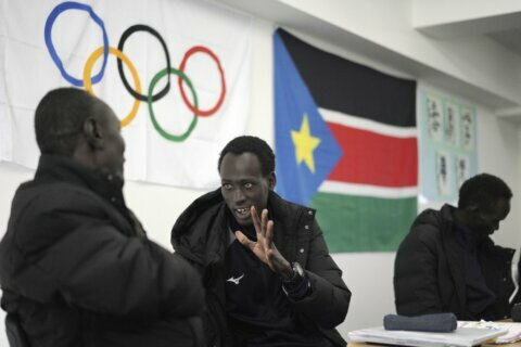 From South Sudan to Japan — and on to the Tokyo Olympics