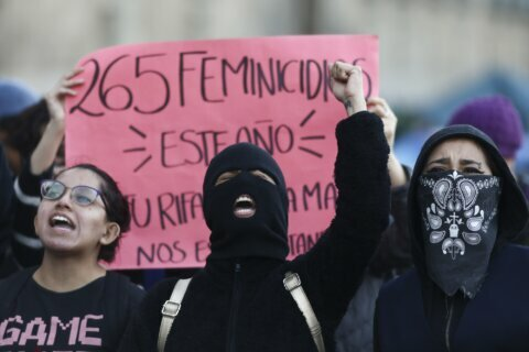 Mexico City to tighten school safety after girl, 7, killed