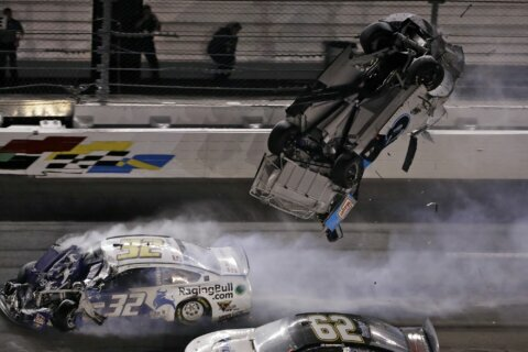 Ryan Newman Daytona 500 crash shows racing never truly safe