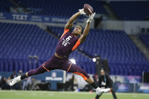 NFL's new combine drills may help scouts, attract more fans