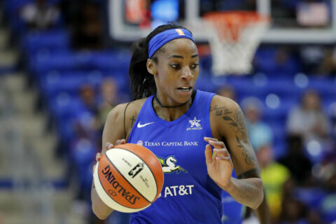 Dream sign two-time WNBA All-Star forward Glory Johnson
