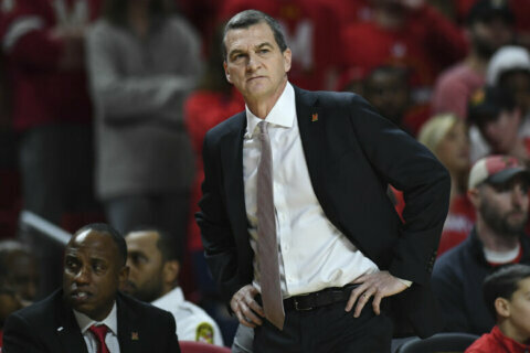 Ranked teams meet as No. 25 Ohio State hosts No. 7 Maryland