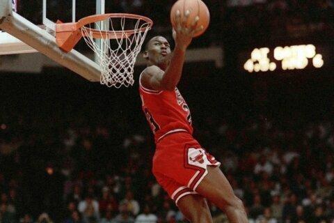 Jordan, Wilkins reflect on memorable '88 dunk contest battle