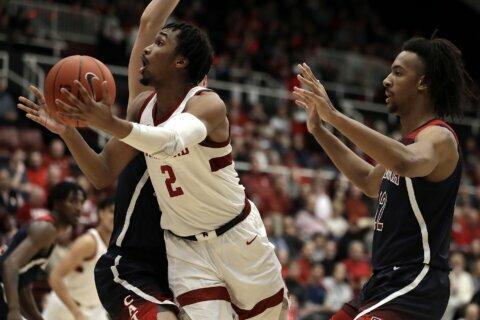 Nnaji scores 21, grabs 11 boards as Arizona beats Stanford