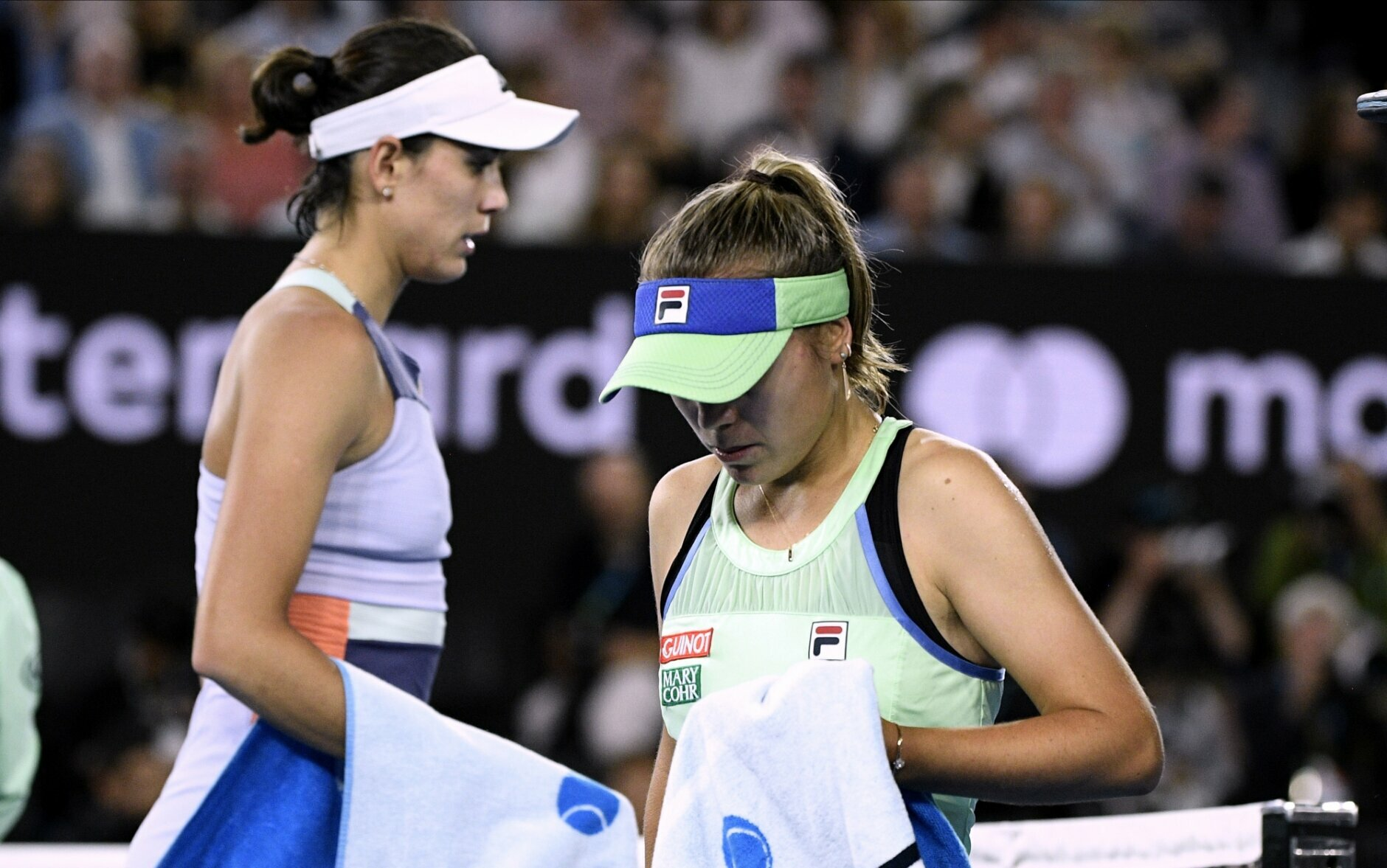 Kenin Of Us Tops Muguruza At Australian Open For 1st Major Wtop
