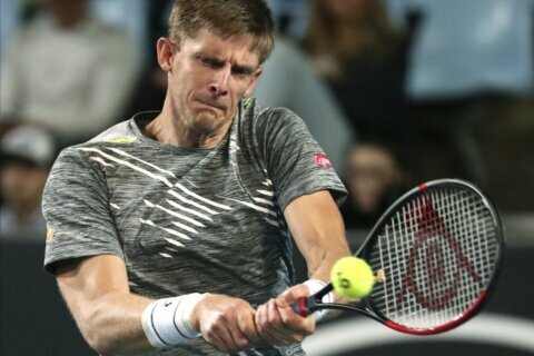 Kevin Anderson has surgery on injured right knee