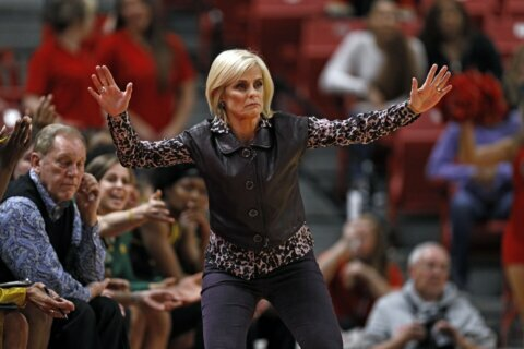 Mulkey fastest to 600 as No. 2 Baylor women top Texas Tech