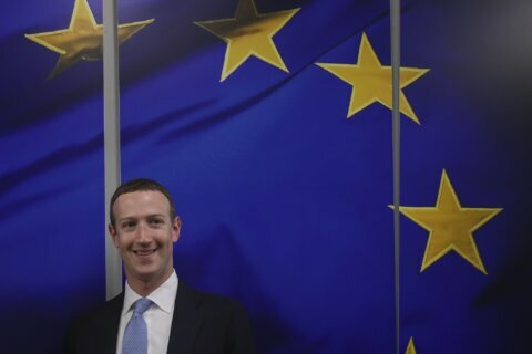 Zuckerberg meets EU officials as bloc's new tech rules loom
