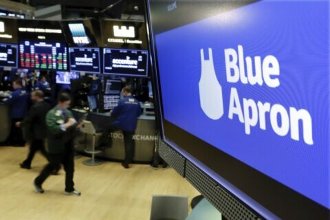 Meal-kit company Blue Apron considers selling itself