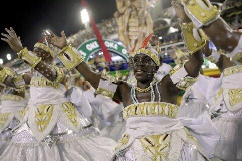 Rio Carnival schools make plea for end of religious abuse