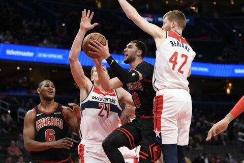Beal scores 30, Wizards beat Bulls 126-114