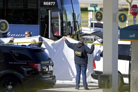 Maryland man charged with deadly California bus shooting
