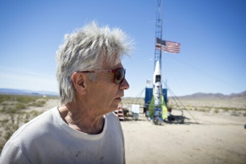 Skeptic of world being round dies in California rocket crash