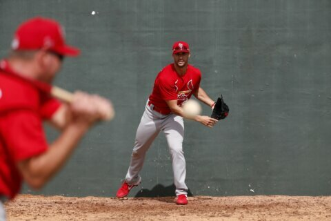 Cardinals Shildt calls Astros' upheaval `healthy purge'