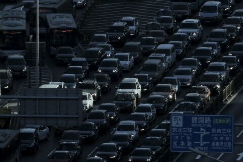 China's auto sales plunge in January, deepening market slump