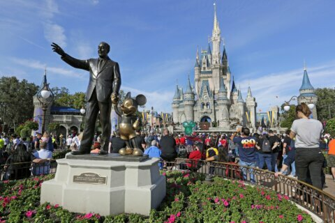 In Disney version of 'Extreme Makeover,' castle gets updated