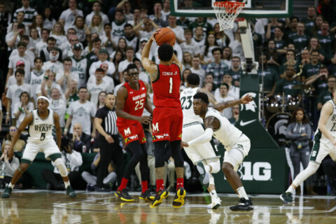 Beltway Basketball Beat: Maryland's second-half surprise