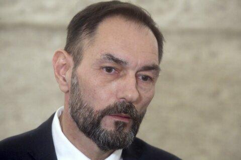 Croatia govt accepts resignation of Freemason state attorney