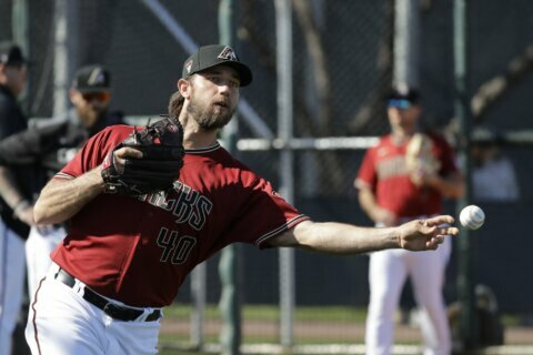Arizona GM: D-backs unaware of MadBum's rodeo career