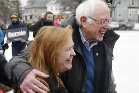 How Bernie Sanders became the Democratic primary's early front-runner