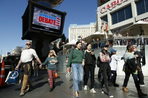 Tech boom, suburban growth drive Nevada's Democratic shift