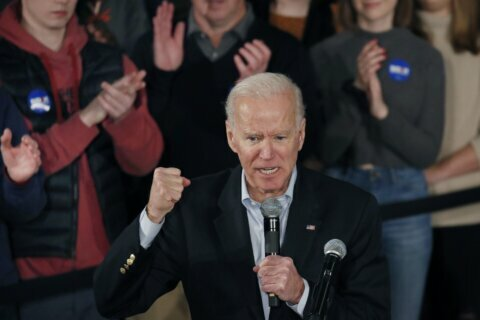 Biden tells NH Democrats that Buttigieg 'not a Barack Obama'