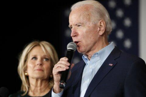 Biden hits Sanders, Buttigieg as he seeks rebound from Iowa