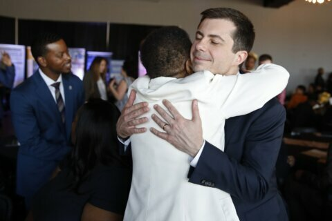 Pete Buttigieg's next test: Winning over minority voters
