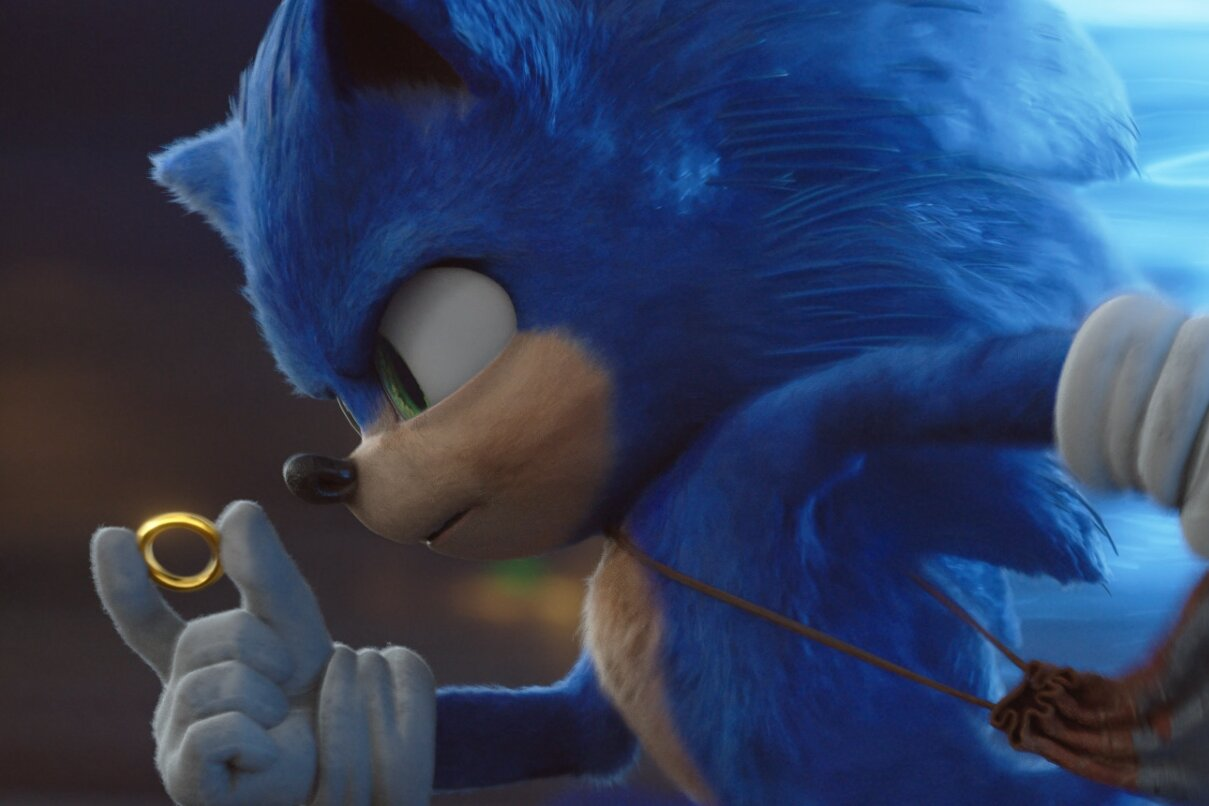 Movie Review Sonic The Hedgehog Brings Sega Game To The Big Screen Wtop
