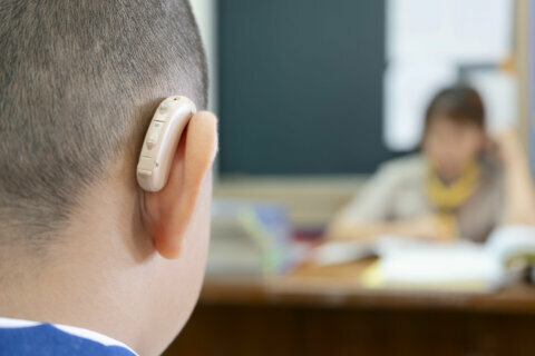 Fairfax Co. elementary school expands program for deaf students