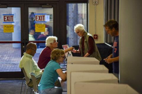 Virginia's voter registration deadline for 2020 Democratic presidential primary is Monday