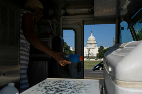 National Mall food truck proposal could designate areas of operation, prompt tougher enforcement